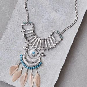New American Eagle necklace